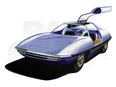 Amt Piranha Super Spy Car Review
