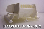 Star Trek Galileo Shuttlecraft Conversion Kit for the AMT Galileo 1/32 Scale Model Kit