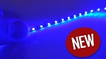 LED TAPE 0805 BLUE DOUBLE DENSITY (600 LEDs) 5m