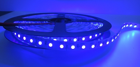 LED TAPE 3528 BLUE DOUBLE DENSITY (600 LEDs) 5m
