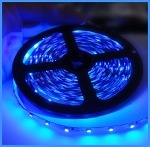 LED TAPE 3528 BLUE SINGLE DENSITY (300 LEDs) 5m