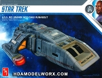 Star Trek USS RIO GRANDE NCC-72452 1:72 Scale Model Kit by AMT/Round2