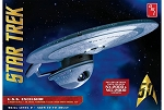 U.S.S. Excelsior 1:1000 Scale Model Kit (Retooled)