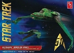 KLINGON BIRD OF PREY 1:350 Scale Model Kit