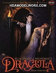 Bela Lugosi as Broadway's Dracula 1/8 Scale Deluxe Model Kit by Moebius Models
