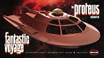 Fantastic Voyage PROTEUS 1/32 SCALE model kit from Moebius Models