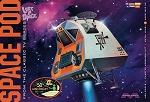 LOST IN SPACE: SPACE POD 1:24 Scale 50th Anniversary Model Kit