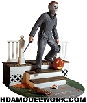 Halloween - Michael Myers model kit from Moebius Models