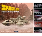 SPACE:1999 EAGLE-1 TRANSPORTER DELUXE EDITION