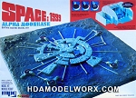 SPACE:1999 ALPHA MOONBASE Model Kit by MPC