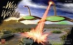 War of the Worlds Martian War Machines Attack Diorama  1:144 SCALE