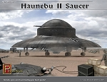 Haunebu II German WWII UFO 1/144th Scale Model Kit by Pegasus Hobbies