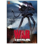 WAR OF THE WORLDS ALIEN TRIPOD 1:144 Scale Model Kit by Pegasus Hobbies