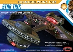 Star Trek Klingon K'T'inga Lighting Kit for the 350 scale Model Kit by Polar Lights  ARRIVING SOON!