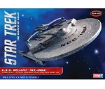 USS Reliant NCC-1701 1:1000 Scale Plastic Assembly Snap-Together Model Kit