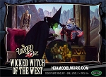 Wicked Witch of the West Resin Figure 1:8 Scale WIZARD OF OZ by Polar Lights