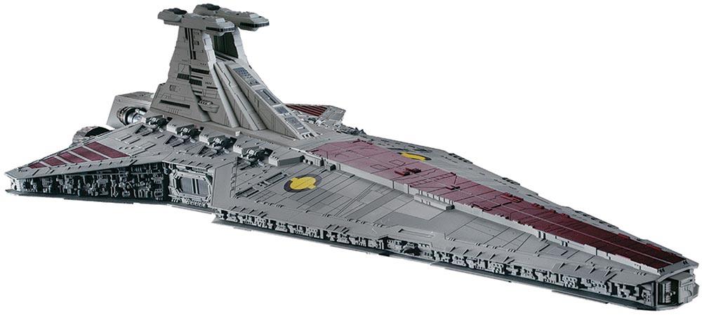 Star Wars Republic Star Destroyer Model Kit by Revell