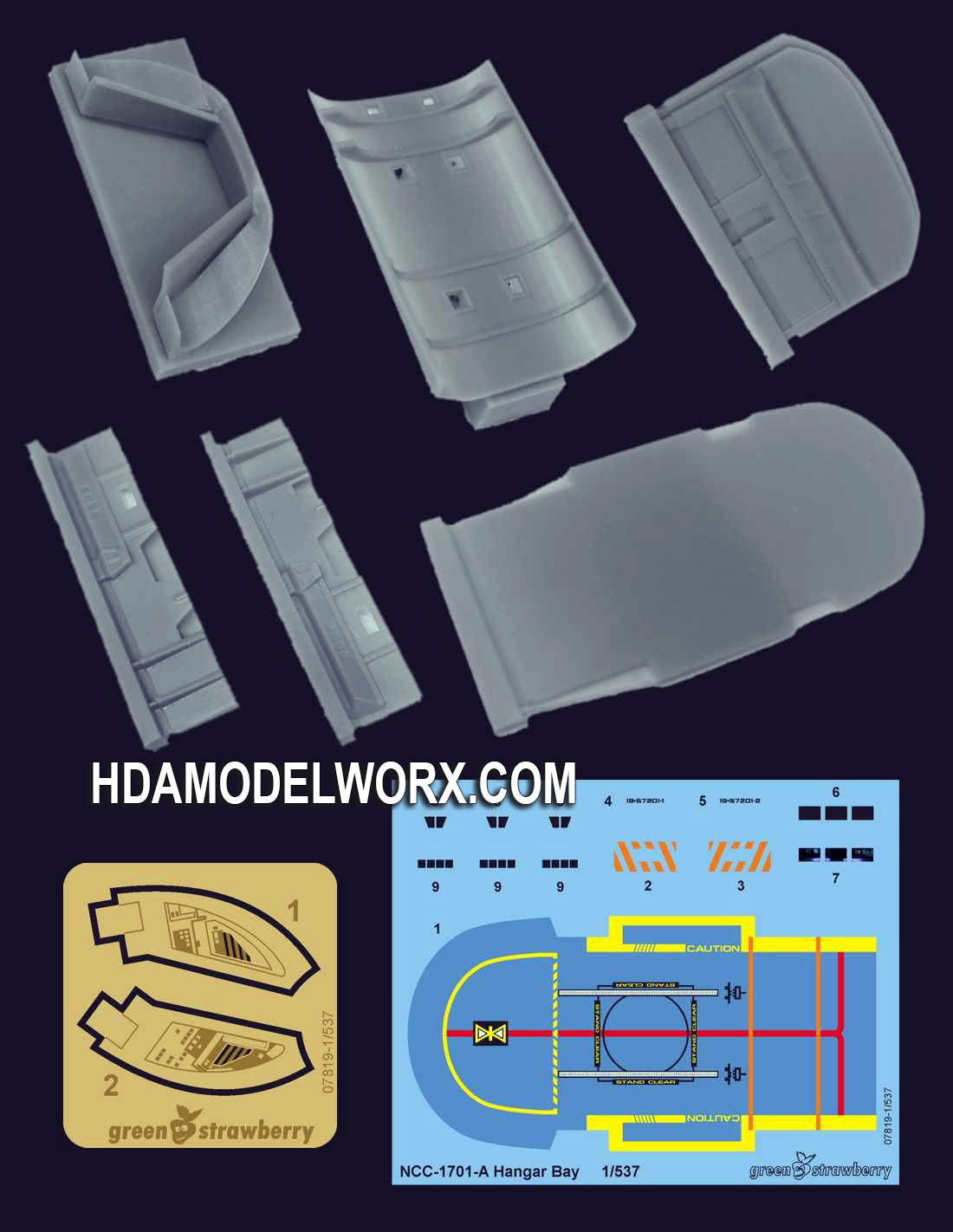 Welcome to HDAmodelworx com! - Your source for modeling