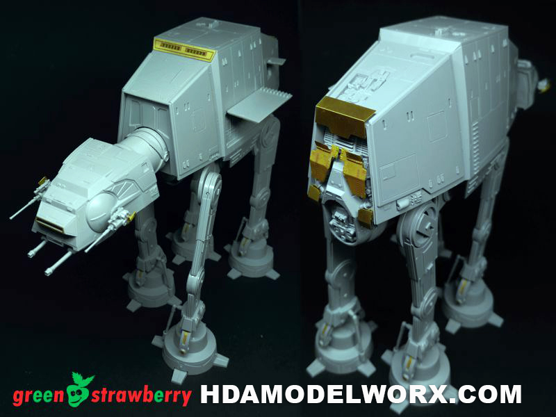 Photoetch Set For The Revell Germany Usa Star Wars At Act