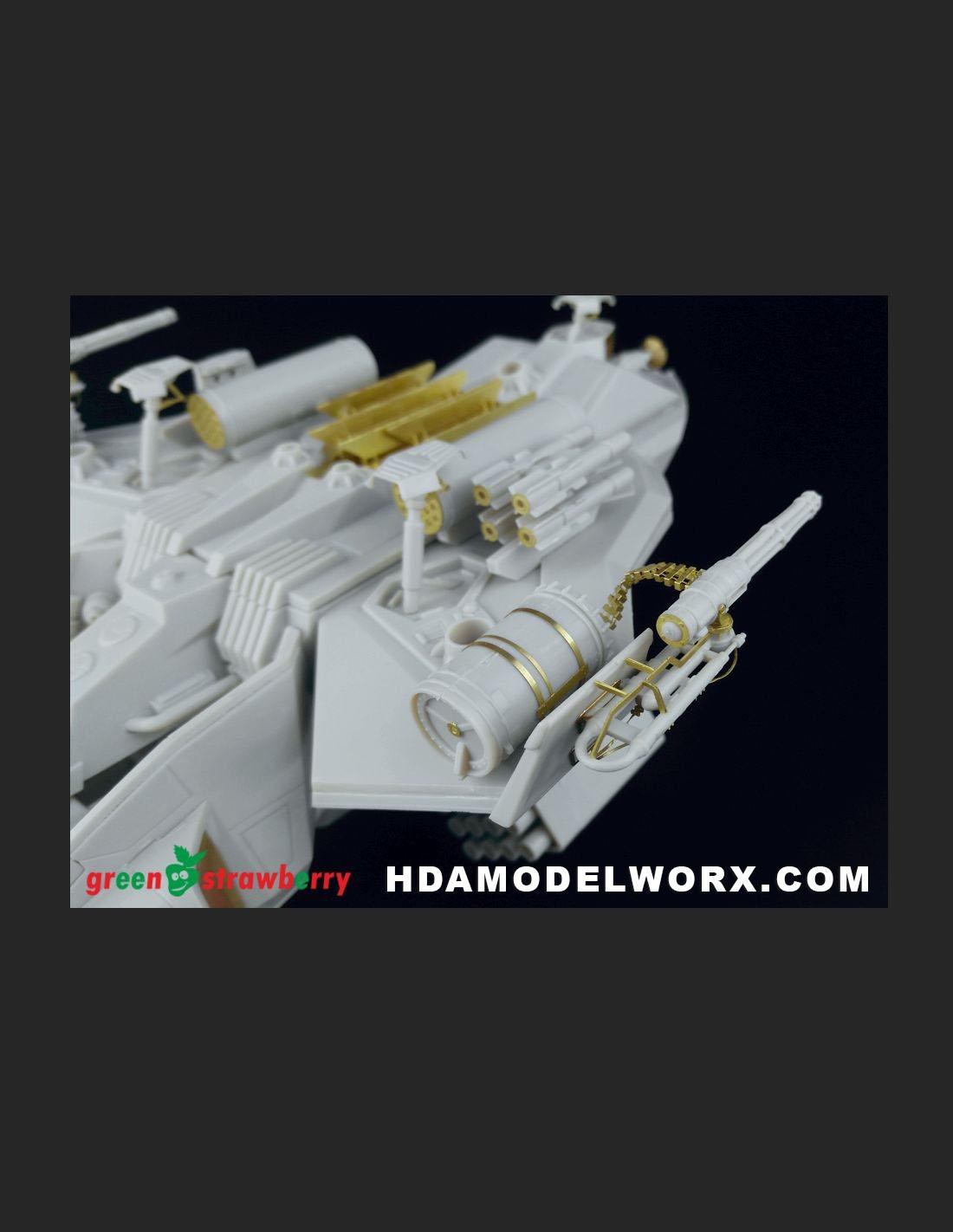 Armament Set Waffe 1:32 Model Kit Moebius Battlestar Galactica Colonial Raptor