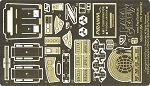 Piranha Super Spy Car 1:25 Scale Photoetch and Decal Set by Paragrafix