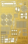 Randy Cooper's M.L.E.V. -5 Photoetch Set for the MLEV Kit by Pegasus Hobbies