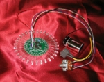 LED Sequencer also known as LED Chaser for 18 inch Lost in Space Jupiter 2 Moebius Model by TENACONTROLS