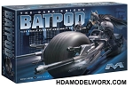 Batman THE DARK KNIGHT BAT-POD 1:25 Scale Model Kit by Moebius Models