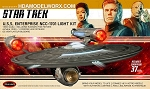Star Trek DISCOVERY USS ENTERPRISE LIGHT KIT for the 1:1000 Scale Model Kit  by Polar Lights