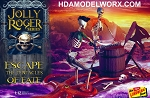 Jolly Roger Series:  Escape the Tentacles of Fate 1:12th SCALE Model Kit by Lindberg