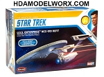 Star Trek USS ENTERPRISE NCC-1701 REFIT THE WRATH OF KHAN EDITION 1:1000 SCALE Model Kit by Polar Lights