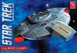 Star Trek Deep Space Nine USS Defiant NX-74205 1:420 Scale Model Kit