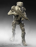 Resin 1/20 Scale L.R.U.-R (Recon Unit-Robot) Figure by GREEN STRAWBERRY