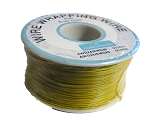 Wire Wrapping Wire AWG28 YELLOW