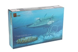 THE NAUTILUS 1:144 Scale Model Kit by Pegasus Hobbies