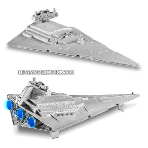 Star Wars Rogue One Imperial Star Destroyer 1:4000 Scale Model Kit by Revell