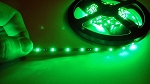 LED TAPE 0805 GREEN SINGLE DENSITY (300 LEDs) 5m
