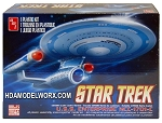 Star Trek USS ENTERPRISE NCC-1701-C 1:2500 Scale Model Kit