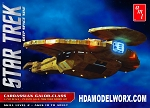 Star Trek Deep Space 9 Cardassian Galor 1:750 Scale Model Kit by AMT