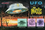 The Invaders UFO 1:72 Scale Model Kit  OUT OF PRODUCTION