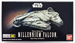 Star Wars Millennium Falcon Non-Scale Model Kit by BANDAI
