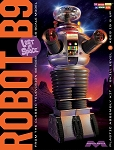 LOST IN SPACE: ROBOT B9 1:6 Scale Model Kit