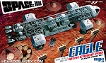 SPACE:1999 EAGLE with Cargo Pod Model Kit nearly 22 inches long