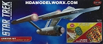 POLAR LIGHTS TOS 1:350 USS ENTERPRISE LIGHTING KIT