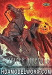 HEADLESS HORSEMAN model kit by Polar Lights