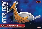 Star Trek Romulan Bird of Prey 1000 Scale Model Kit