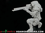 1/20 Scale R.U.-R - Sniper full stand resin figure by GREEN STRAWBERRY  COMING SOON