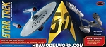 PILOT PARTS PACK for 1\350 Scale USS ENTERPRISE Model kit by Polar Lights