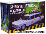 GHOSTBUSTERS ECTO-1 1/25 Scale Model Kit by POLAR LIGHTS