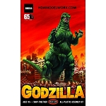 GODZILLA 1:250 Scale Plastic Model kit by POLAR LIGHTS